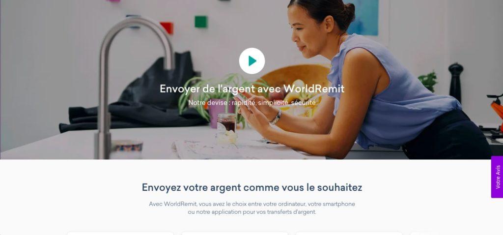 Avis WorldRemit : service client