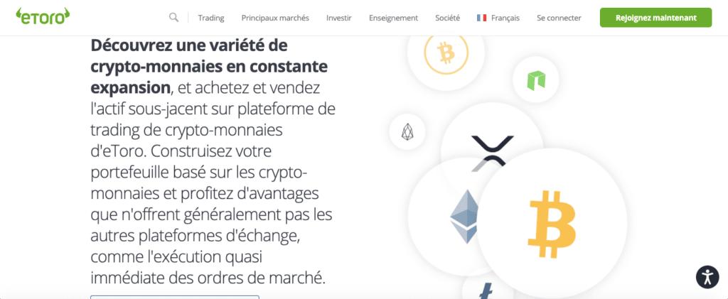 Acheter bitcoin etoro
