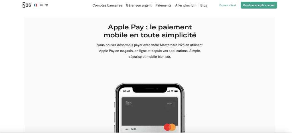 Quel avis N26 business sur l'appli mobile ?