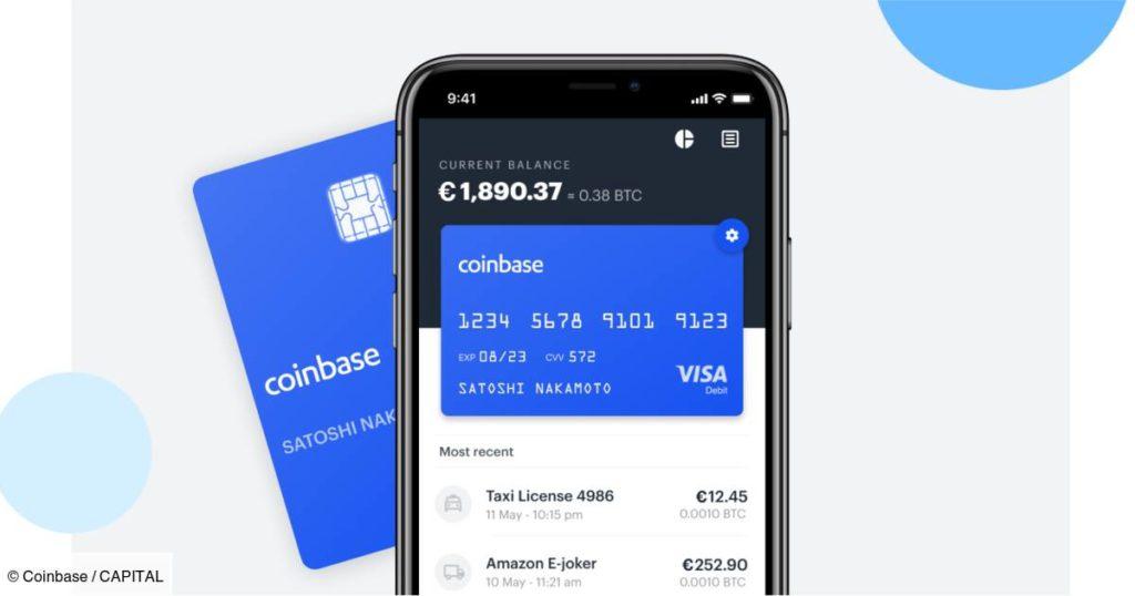Etoro ou Coinbase sur la carte bancaire ?