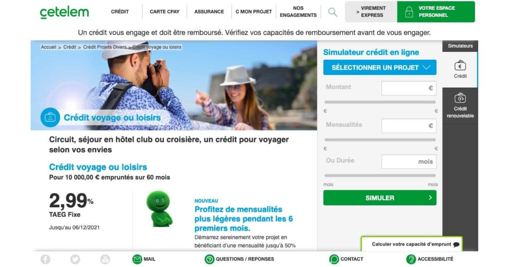 Obtenir micro prêt