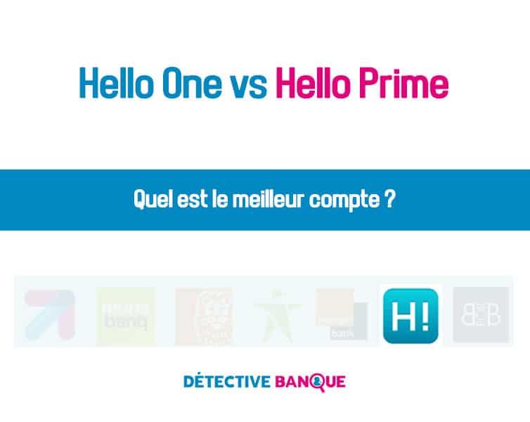 Hello One vs Hello Prime