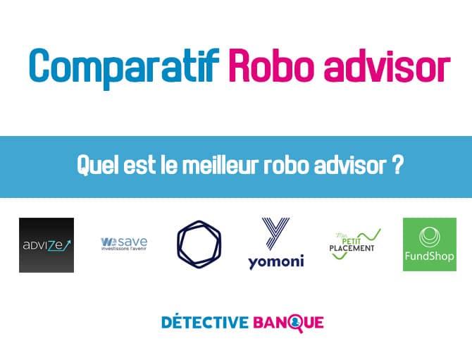 Comparatif Robo advisor